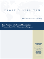 Customer-Centric View of Best Practices in Software Monetization