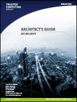 TCG White Paper - Architect's Guide: IOT Security
